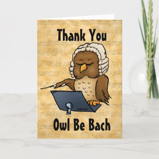 owl be bach funny
