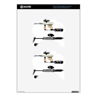 Paintball Gun Computer, Laptop, Tablet, & Video Game Skins