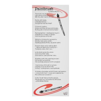paintbrush poem