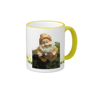 Painty the Garden Gnome Mug