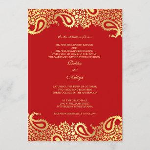 https www zazzle com hindu wedding invitations