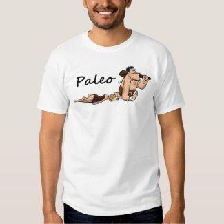 Paleo Cave Man Tees