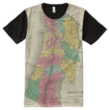 Palestine All-Over-Print T-Shirt