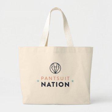 Pantsuit Nation Canvas Tote