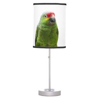 Parrot Table & Pendant Lamps