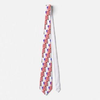 Patriotic American Flag Tie 3 CricketDiane