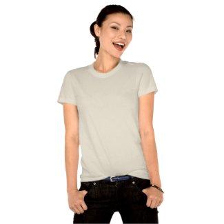 Peace Love Ice Cream Organic Tshirt shirt