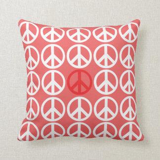 Peace Pillows Peace Throw Pillows