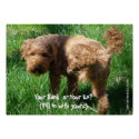 Pee on (Fill in the Blank) - Personalize Poster print