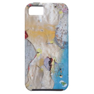 Peeling paint iPhone 5 case