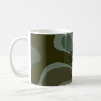 Personalized: Camouflage Mug