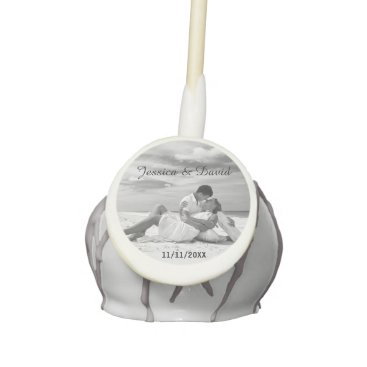 Personalized Your Special Day Cake Pops