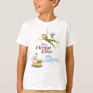 Peter Pan & Tinkerbell T-Shirt