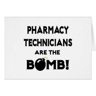 Pharmacy Technician Joke Cards, Pharmacy Technician Joke