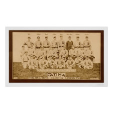 Philadelphia Athletics 1913 Print