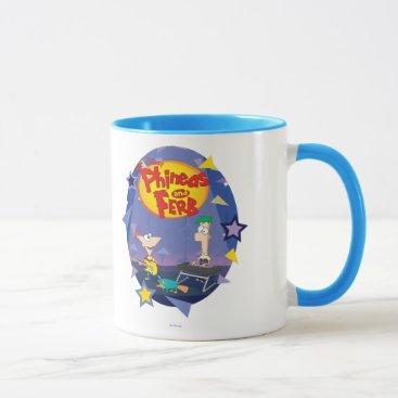 Phineas and Ferb 1 Mug