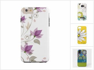 Phone Case - flowers
