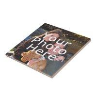 Photo Ceramic Tile Custom Decorative Picture Tiles | Zazzle