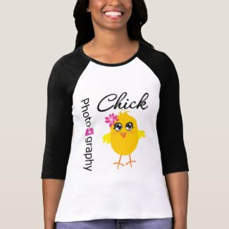 Photography Chick Tees