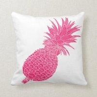 Pi the pineapple throw pillow | Zazzle