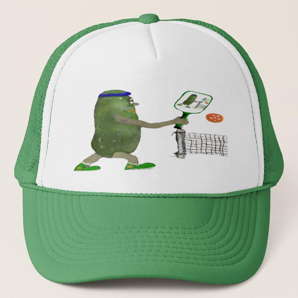 Pickleball Trucker Hat