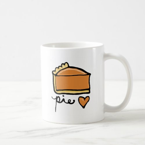Pie Love! Coffee Mug