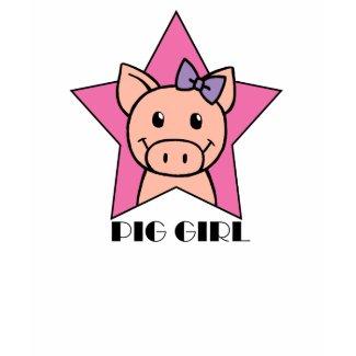 Pig Girl shirt