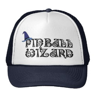Pinball Wizard Trucker Hat