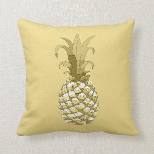 pineapple decorative throw pillows
