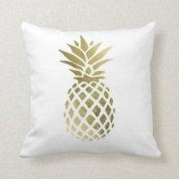 Pineapple Pillows - Decorative & Throw Pillows | Zazzle