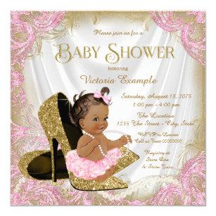 Ethnic Baby Shower Invitations Zazzle