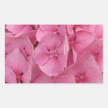 Pink Hydrangea stickers