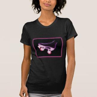 Pink Rollerskate Xray T Shirts