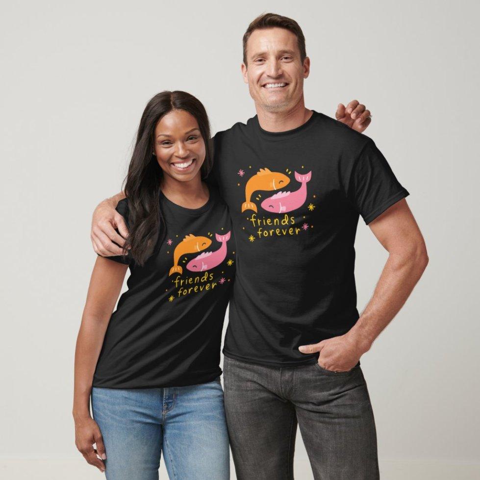 Pisces Best Friend T-Shirt