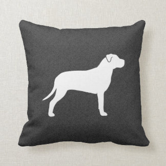Pit Bull Pillows  Decorative  Throw Pillows  Zazzle
