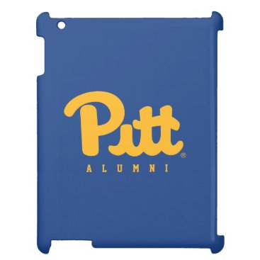 Pitt Alumni Case For The iPad