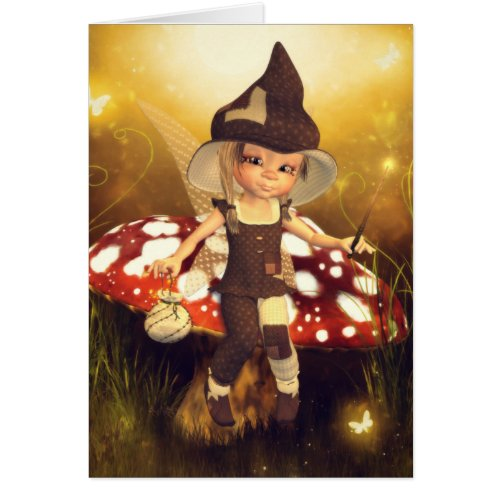 Pixie Dust Greeting/Note Card