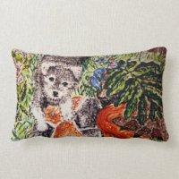 Pixies Pillows - Decorative & Throw Pillows | Zazzle