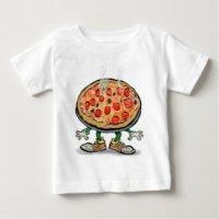 Funny Pizza T-Shirts & Shirt Designs | Zazzle