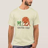 Pizza Chef T-Shirts & Shirt Designs | Zazzle