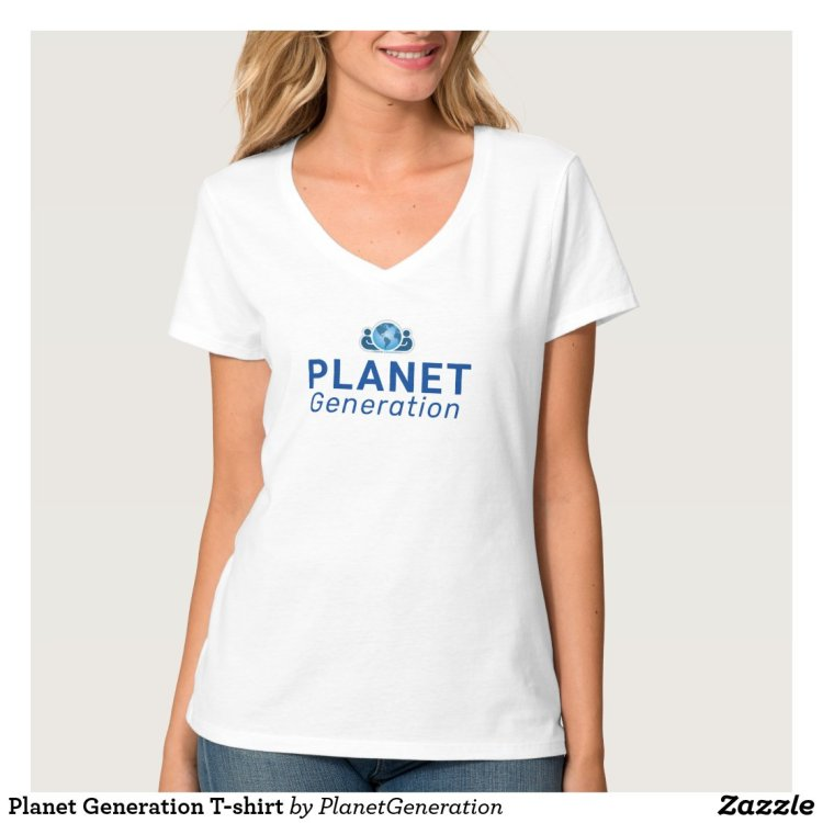 Planet Generation T-shirt