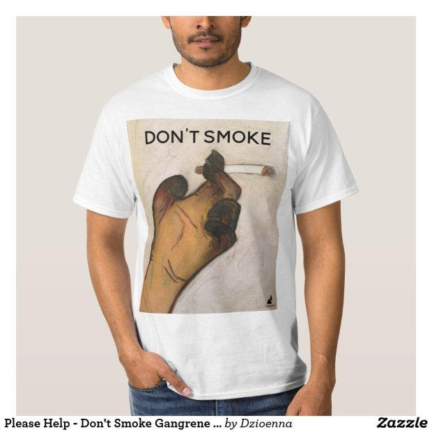 Please Help - Don't Smoke Gangrene Hand