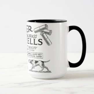 Pointer Shells Mug