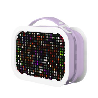 Polka Dot Yubo Lunchbox