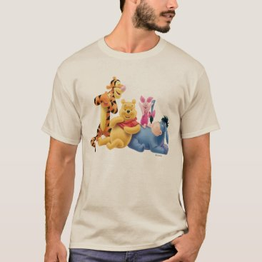 Pooh & Friends 10 T-Shirt