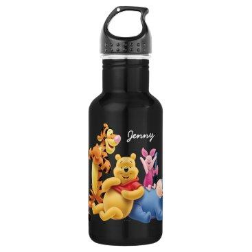 Pooh & Friends 10 Water Bottle