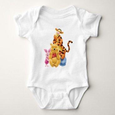 Pooh & Friends 11 Baby Bodysuit