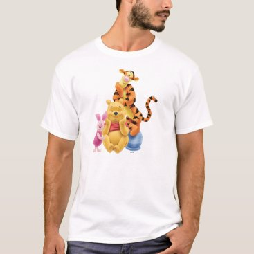 Pooh & Friends 11 T-Shirt