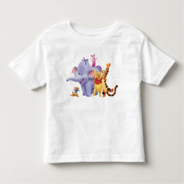 Pooh & Friends 4 Toddler T-shirt