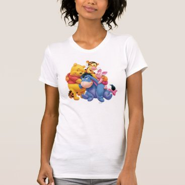 Pooh & Friends 5 T-Shirt